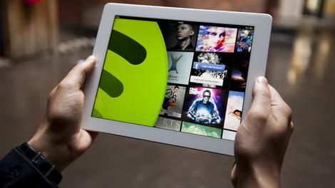 Spotify heading for $3 billion valuation
