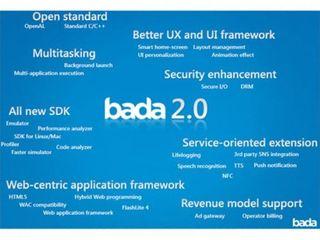 Samsung releases Bada 2 0 SDK promises three new Waves