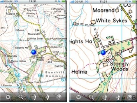 Apple seeks iPhone Maps app 'rethink'