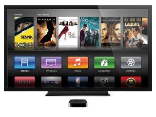 Apple TV 2nd gen also gets software update