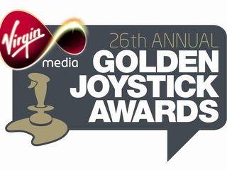 Golden Joysticks with Virgin Media