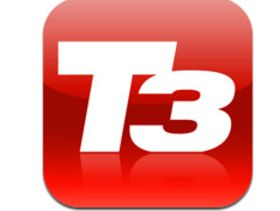 T3 iPad app gets Apple app subscription