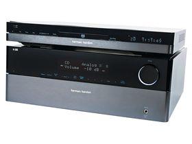 Harman Kardon HD990 and HK990 amplifier
