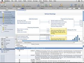 Apple Numbers '09 (iWork '09)