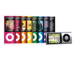 Apple iPod Nano 5th Gen 16GB