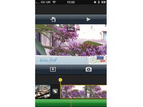 Apple iMovie (iPhone app)