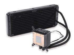 Corsair H100 Liquid CPU Cooler