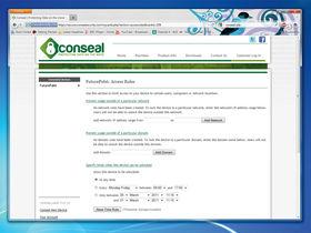 Conseal USB