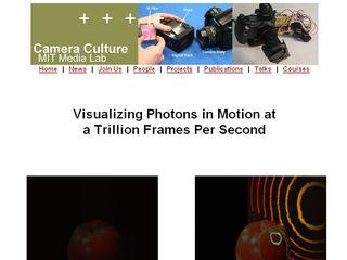 MIT Camera