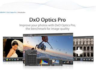 DxO optics