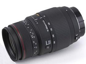 Sigma 70-300mm f/4-5.6 APO DG Macro