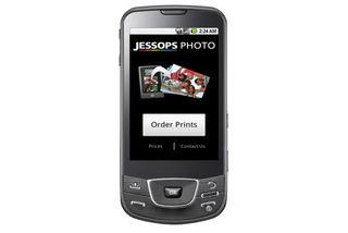 Jessops photo app