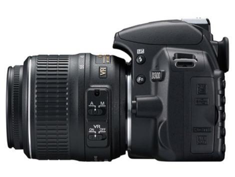 Nikon D3100 tops Japan's best-seller list