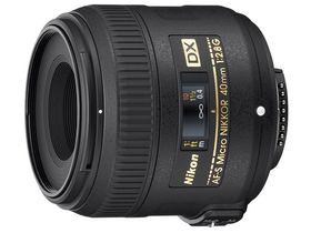 New Nikon 40mm f/2.8 macro lens confirmed for UK