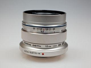 Olympus 12mm lens