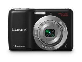 Panasonic unveils DMC-LS5 compact camera