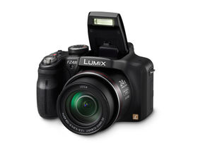 Panasonic unveils DMC-FZ48 super-zoom bridge camera