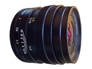 23mm lens