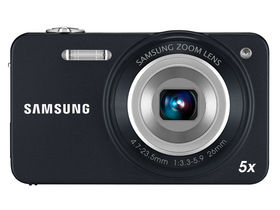 Samsung ST90 review: TechRadar labs data