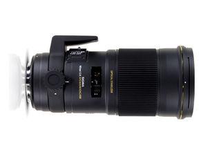 Sigma 180mm lens