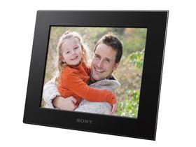 Sony announces new digital photo frames