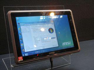 MSI s AMD powered WindPad