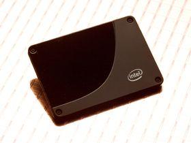 Intel X25-M solid state drive