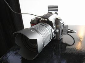 Hands on review: Nikon D90