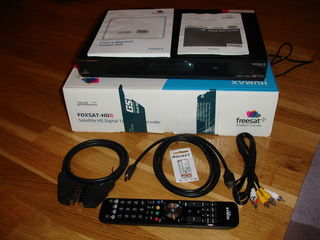 Humax s Freesat offering