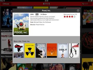 Netflix we are not focusing on offering offline content