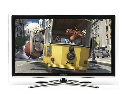 Samsung 40c7000-3d-tv
