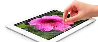 New iPad PR shot