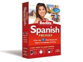 Avanquest Berlitz Spanish Premier