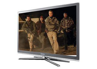 Samsung C8000 3D television