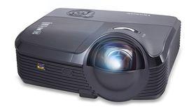 ViewSonic unveils PJD8 projectors