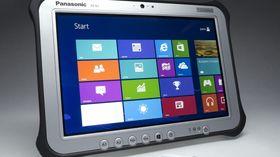 Panasonic unveils new tough tablets
