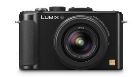 Why the Panasonic LX7 has a small sensor