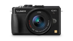 Canon EOS M vs Panasonic GX1