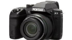 Pentax announces 26x superzoom X-5 camera