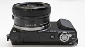 Sony reveals new sleek and stylish NEX-3N