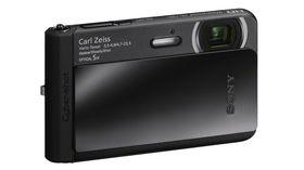 Sony introduces world's slimmest waterproof camera