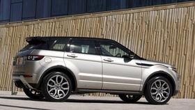 Range Rover Evoque: high-tech infotainment system on test