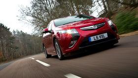 New Vauxhall Ampera boasts top eco-electric car tech