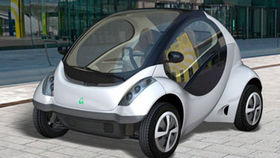 Hiriko folding electric car launches this week
