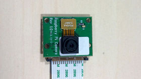 Raspberry Pi unveils $25 camera add-on
