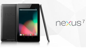 Google Nexus 7 UK price and release date