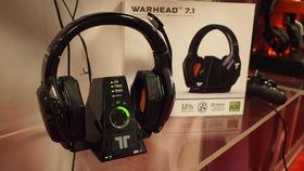 Tritton Warhead 7.1 Wireless Surround Headset for Xbox 360