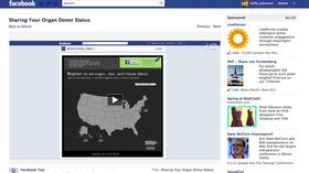 Facebook makes a 'life-saving' change to profiles