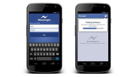 Facebook testing free VoIP calling through its Messenger app