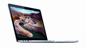 MacBook Pro 13-inch with Retina display